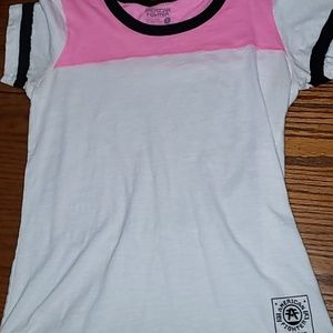 Womens American Fighter tee